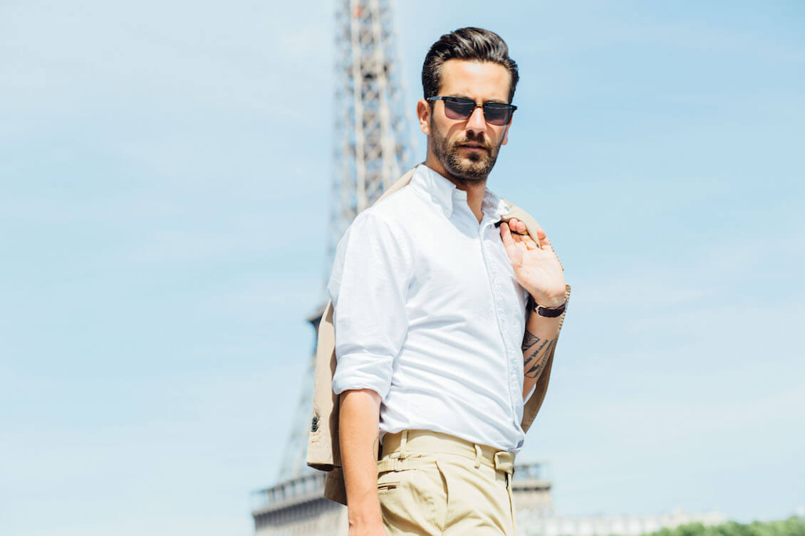 The Gentleman Blogger - Matthew Zorpas