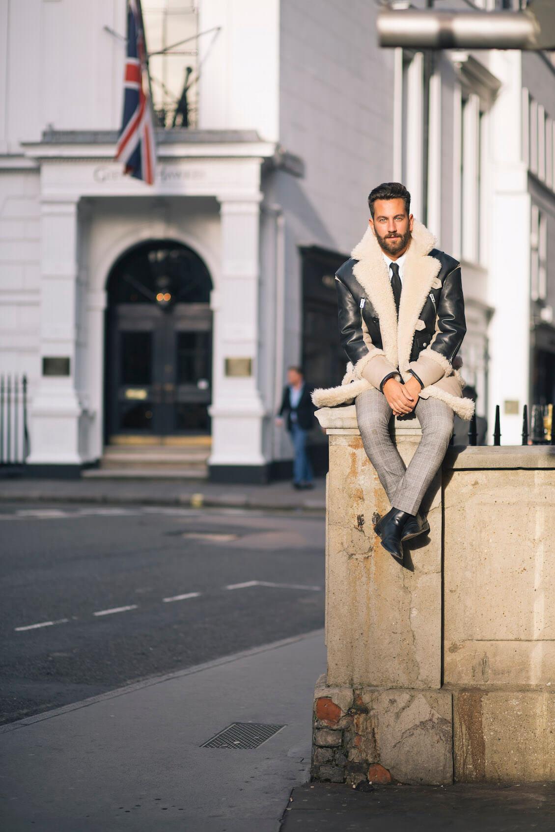 Matthew Zorpas, The Gentleman Blogger