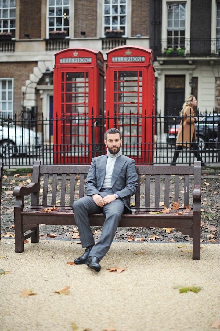 "<img src="" *Tom Ford* Men's Suit.gif"" alt=""Selfridges *Prince of Wales* Men's Suit Sitting on Bench"">"